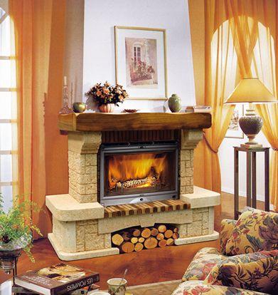 Modelos de chimeneas beautiful en home vega predominan for Chimeneas tradicionales